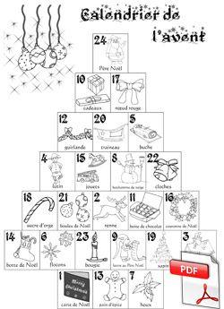 Des calendriers de l'avent « La classe des gnomes