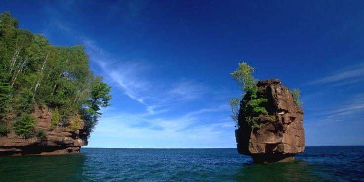 17 Best Images About Apostle Islands On Pinterest Oak