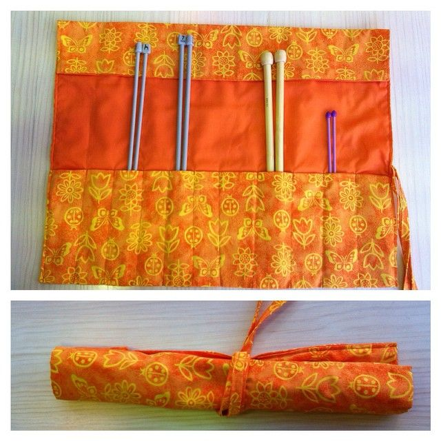 Si no sabes como guardar tus palillos... Aquí tienes la solución a solo $6.000  #palillos #gardapalillos #portapalillos #agujas #agujasparatejer #knittingneedles #knitting