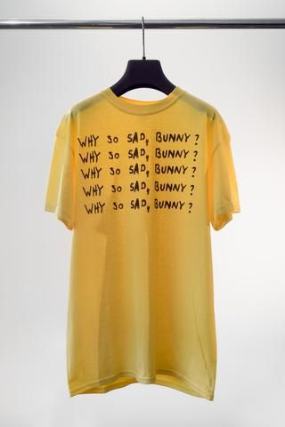 27e3f3954 yellow bunny tee | Clothing in 2019 | Billie Eilish, Tees, Cool shirts