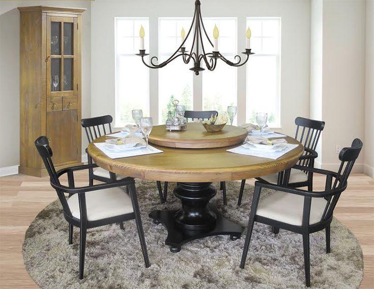 Decoração rústica: como usar móveis de madeira na decoração