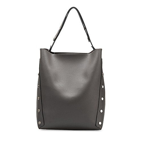 New Trending Make Up Bags: Melie Bianco Patrice Shoulder Bag Vegan Leather Tote Handbag - Gray. Melie Bianco Patrice Shoulder Bag Vegan Leather Tote Handbag – Gray  Special Offer: $81.25  266 Reviews Carry your textbooks from school or travel in style with Melie Bianco's signature sleek tote. This superb luggage companion can help you keep all your accessories safe...