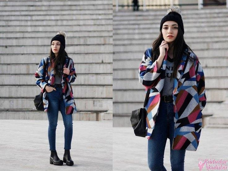 Sokak modası 2016 kış