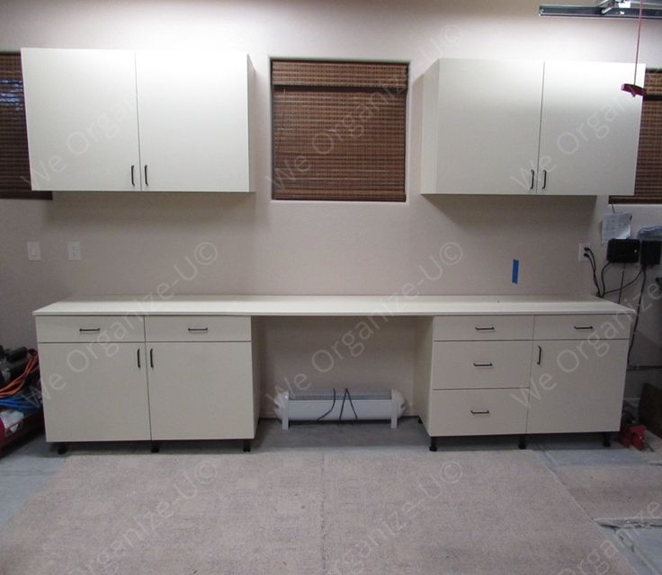 white melamine kitchen cabinets 11 best white garage cabinets images on garage 29094
