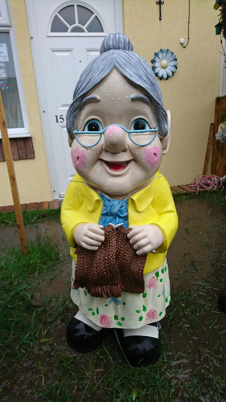Gnome In Garden: 150 Best Asda Gnomes Images On Pinterest