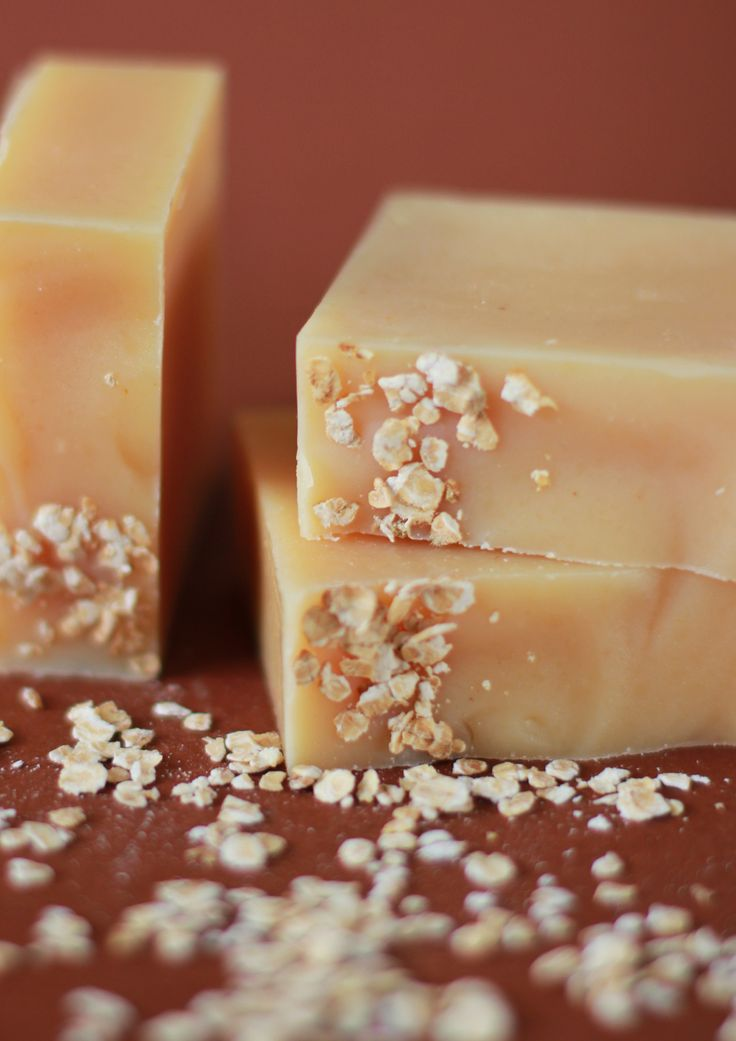 Oat soap | Soap Session