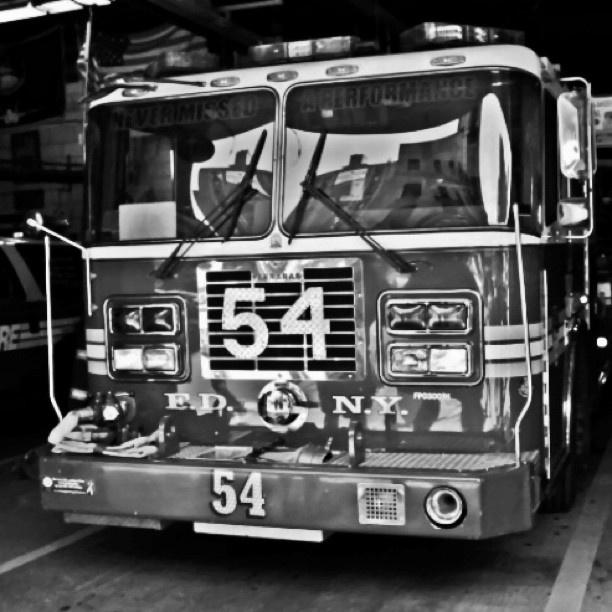 Camión Bomberos Nueva York