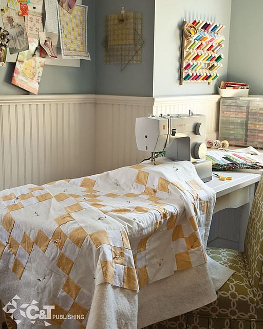 238 Best Images About Quilting Studio Ideas On Pinterest