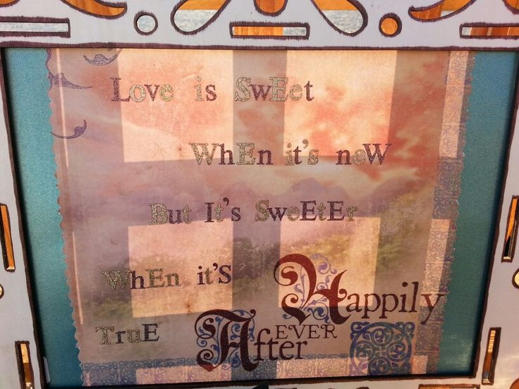 """Sign for candy bar. Will pin better pic later. """"Life is sweet when it's new but it's sweeter when it's true"""". 30'th anniversary party"""