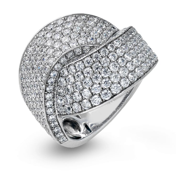 NR393 Right-Hand Ring | Simon G. Jewelry