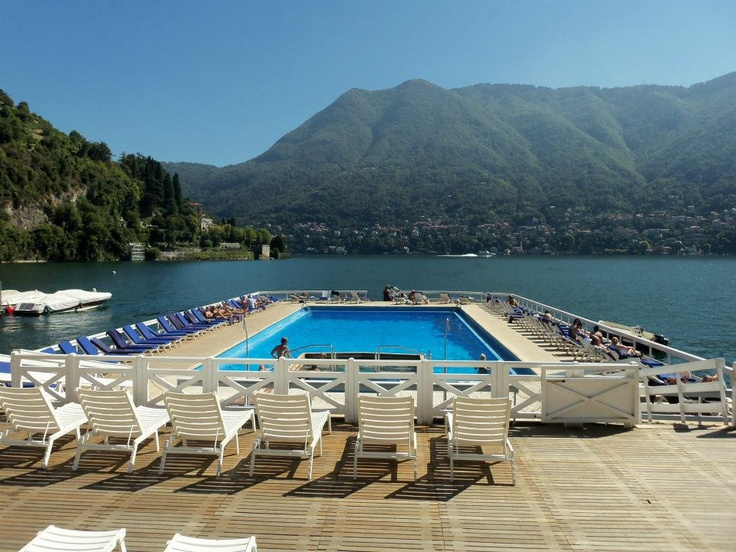 Villa D'Este maybe the world's best honeymoon hotel. Certainly Italy's. I'm dreaming already. Photo: Jacqueline Gifford