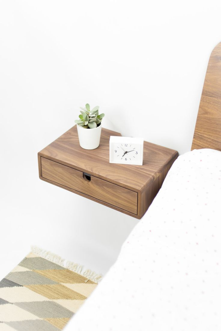 Best 25+ Floating nightstand ideas on Pinterest | Floating ...