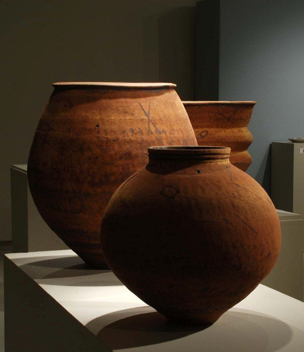 Rick Hintze Coiled Vessels