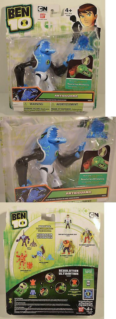 Ben 10 152906: Rare 2012 Articguana 4 Bandai Action Figure Ben 10 Ultimate Alien Cartoon Net. -> BUY IT NOW ONLY: $59.99 on eBay!