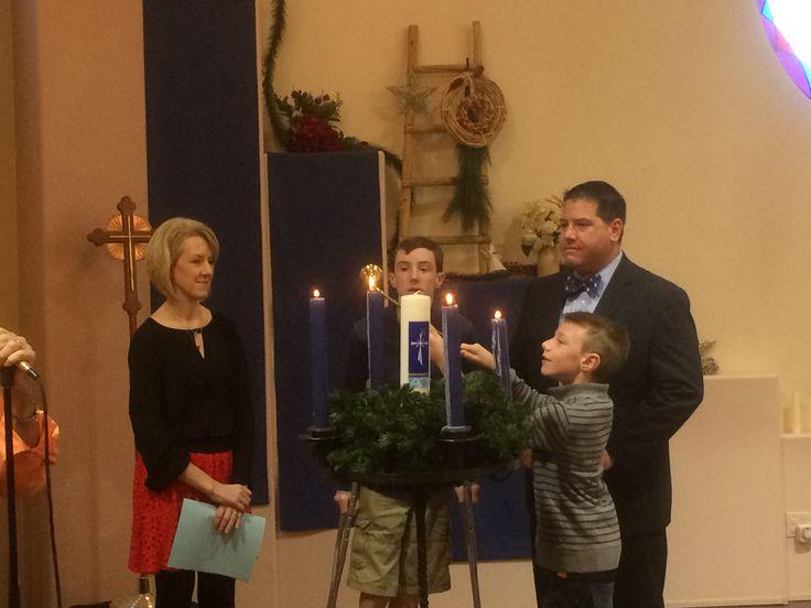 Advent 2016 - Ruddy family