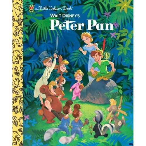 Peter Pan (Little Golden Book) - DisneyWiki
