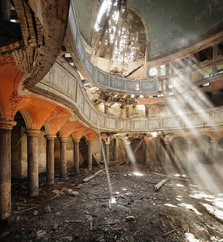 Abandoned Buildings In Amsterdam Ny: 39 Best RundownStuff Images On Pinterest