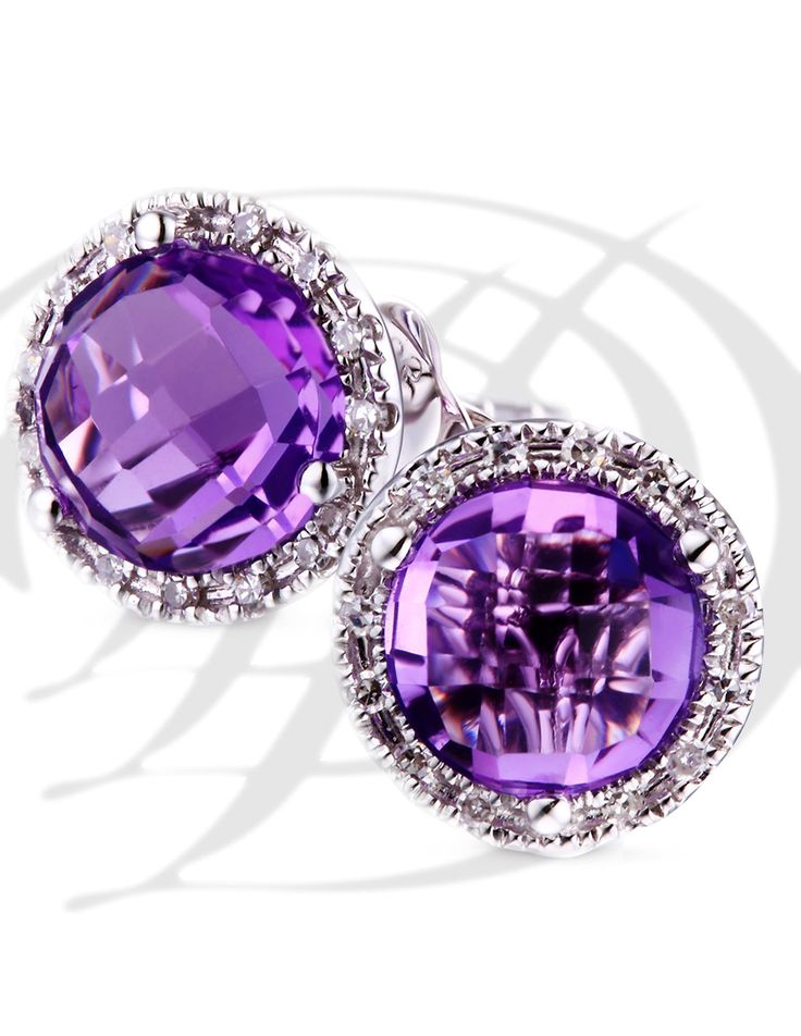 """The stunning amethyst gemstone has long been revered as the """"jewel of the gods."""" #DABAKAROV"""