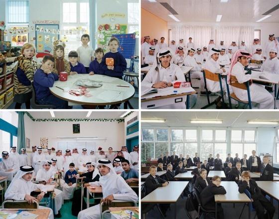 klaslokalen 1