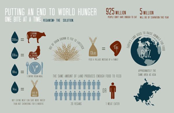Ending world hunger is possible – so why hasn't it been done?