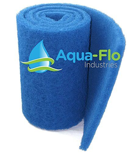 """http://picxania.com/wp-content/uploads/2017/08/aqua-flo-rigid-pond-filter-media-12-5-x-72-6-feet.jpg - http://picxania.com/aqua-flo-rigid-pond-filter-media-12-5-x-72-6-feet/ - Aqua-Flo Rigid Pond Filter Media, 12.5"""" x 72"""" (6 Feet) -   Price:    1″ Thick (nominal) Uncompressed. May Vary Between .75″ and 1″ Due to Shipping50 Micron Nominal 100% Polyester Random Strand Non-Woven Filter MediaLarger Open Fiber Design Allows for Maximum Flow Rate. Media is BI-DIRE"""
