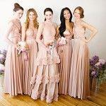 Wedding Ideas Awards 2013 finalists – Best Bridesmaids Collection