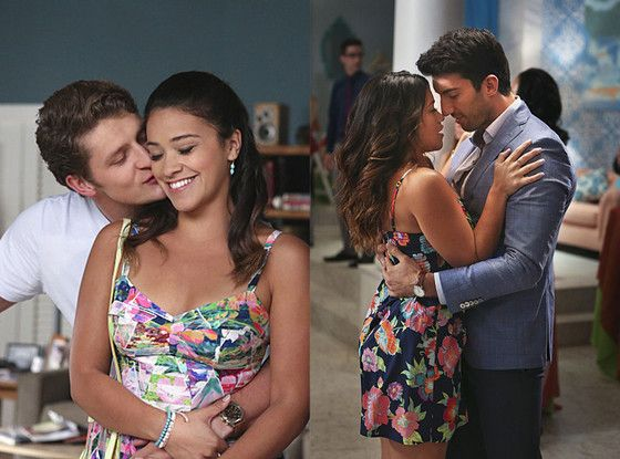 Jane the Virgin Stars Reveal How They're Shaking Up the Main Love Triangle  Jane the Virgin