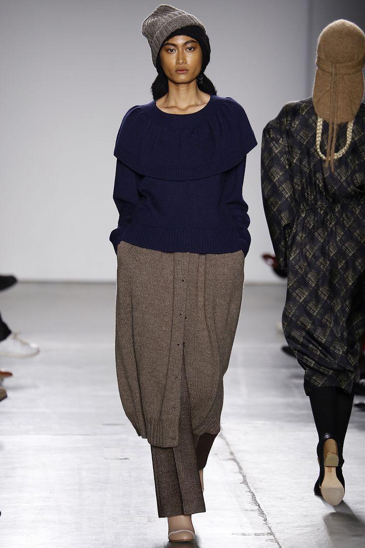 A Détacher Fall 2016 Ready-to-Wear Fashion Show
