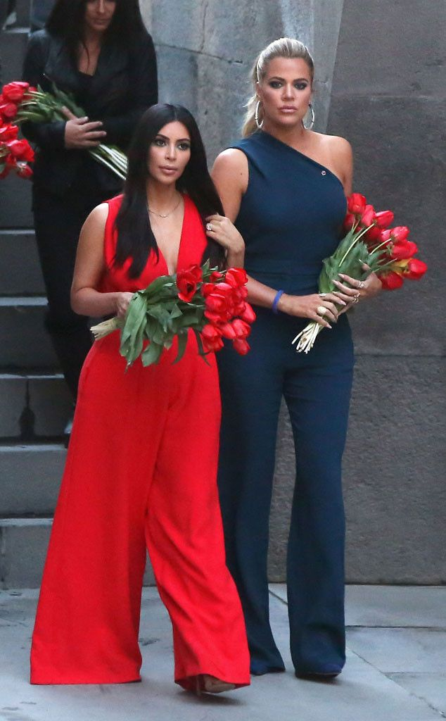 Kim and Khloé Kardashian Lay Flowers at the Armenian Genocide Memorial: See the Emotional Photos  Kim Kardashian, Khloe Kardashian, Armenia