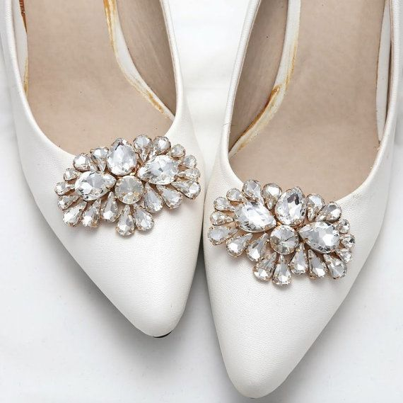 13 best Luxury Shoe Clips from Freya Rose images on ...