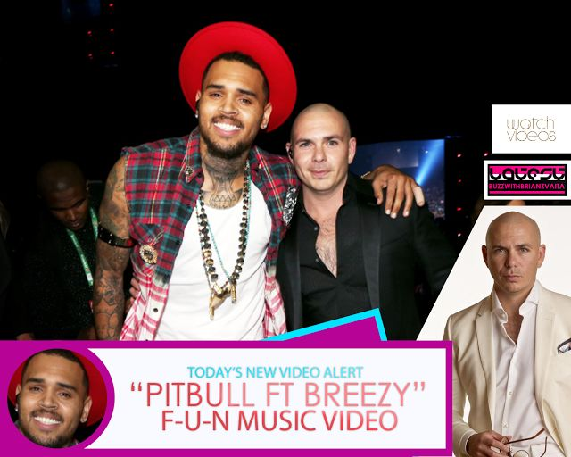 LATESTBUZZ WITH BRIAN ZVAITA: LBWBZ | TODAY'S NEW MUSIC VIDEO ALERT | PITBULL FT...