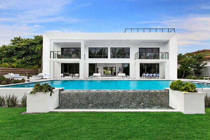 Beautiful Waterfront Home Designs Ideas 3D house designs veerleus