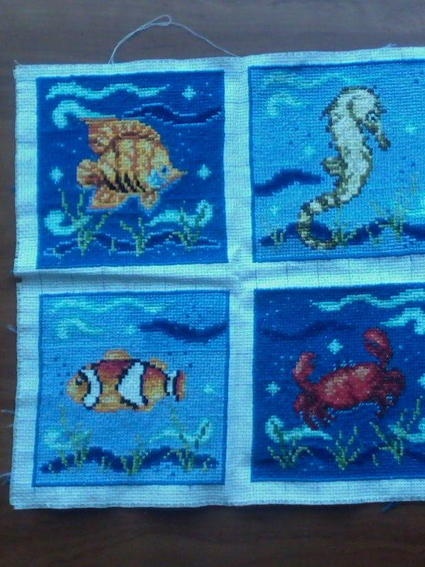 morskie żyjątka