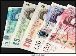 Znalezione obrazy dla zapytania banknoty GBP