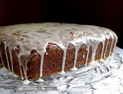 ... cold winter evenings. My Own Sweet Thyme: Old-Fashioned Gingerbread