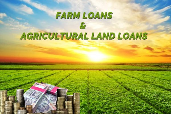 Financing Agricultural With Various Forms Of Agricultural Land Loans Farm Loans And Ag Purchase Loans Has Been Challeng Farm Loan Land Loan Agricultural Land