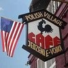 Polish Village Cafe in Hamtramck...mmmm, pierogis