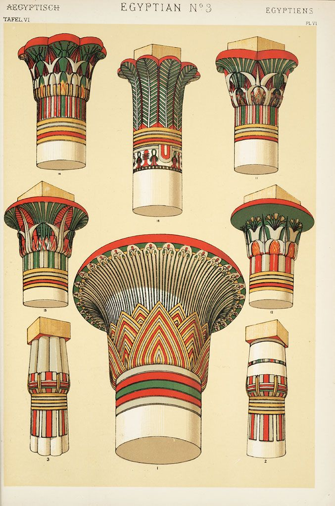 Describe Art and Architecture of Ancient Egypt?