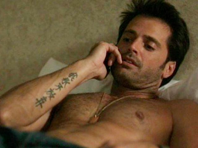 David Charvet 'Teaches' Us a Thing or Two About Looking Good ...