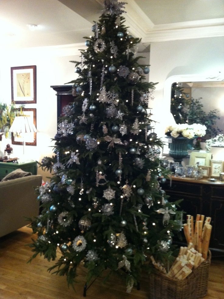 Christmas Trees In India Part - 34: India Jane Christmas Tree,121 Kings Rd 2011