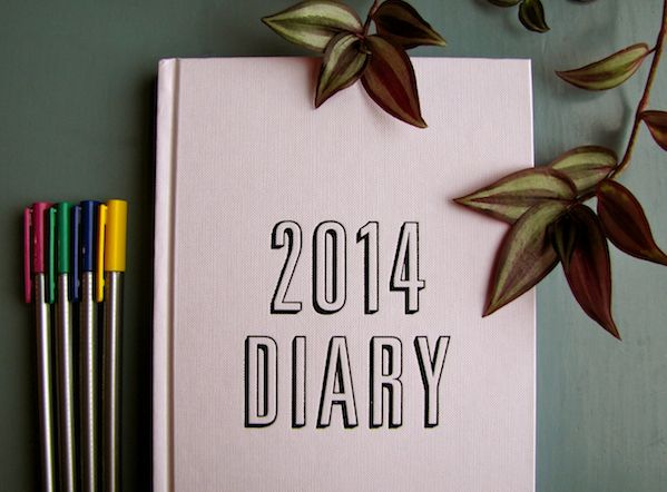 Win a 2014 Diary from Mi Goals and pump up your goal-setting motivation for the new year! Giveaway runs from Dec. 16-22, 2013.