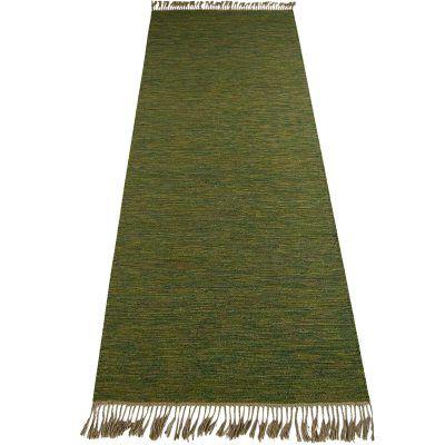Dalarna, teppe, grønn Kateha - Kjøp møbler online på ROOM21.no