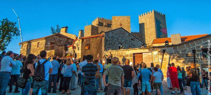 Algunas fotos de la Sexta Feira 13 de Montalegre | Turismo en Portugal