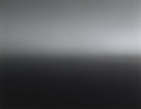 Hiroshi Sugimoto. Mediterranean, La Ciotat 2 (D). 1989 - Guggenheim Museum