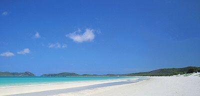 Totally a White Heaven with Whitsundays Island