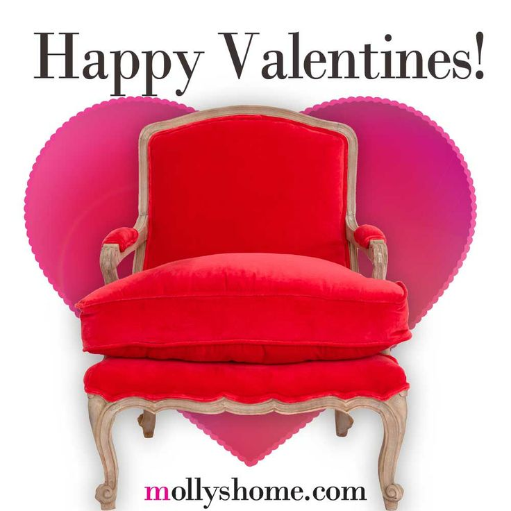Dream on honey! Love this velvet Scarlett armchair from MOLLYSHOME.COM