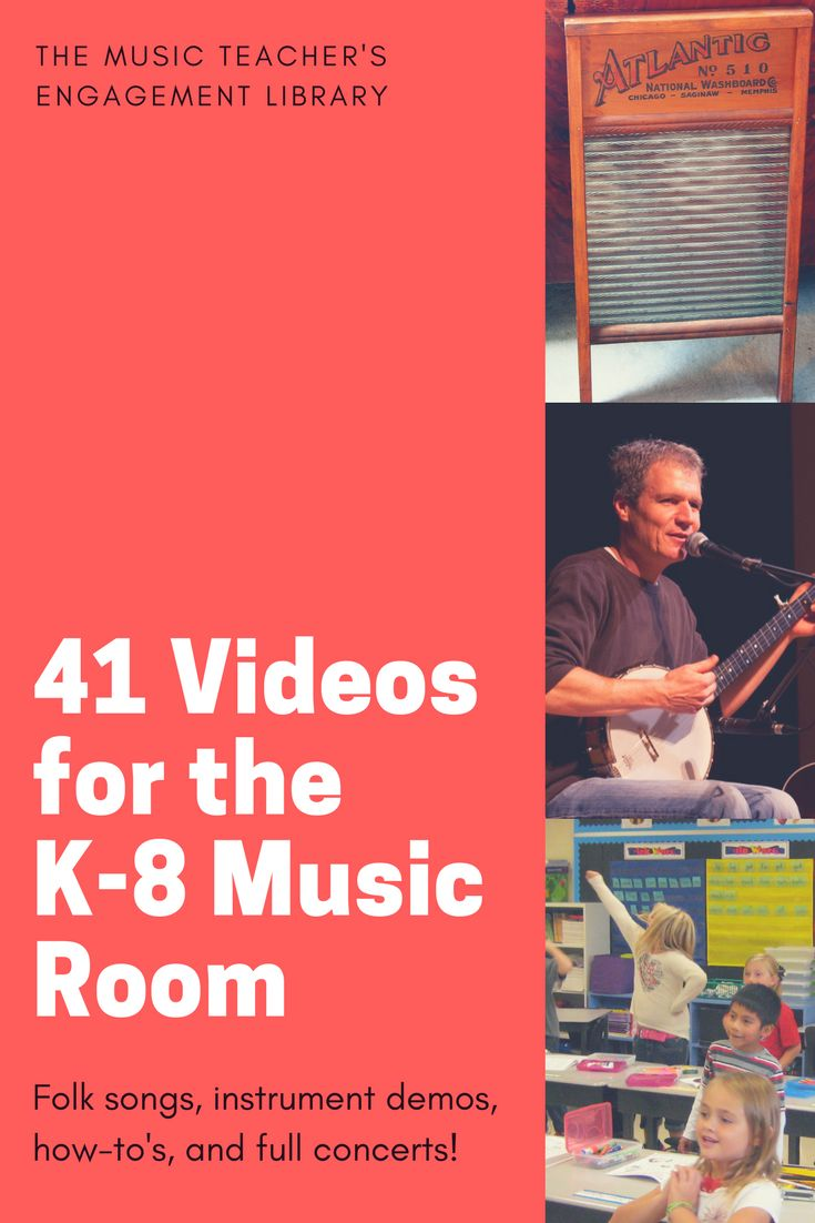 Ready-Made Content for the Elementary Music Teacher