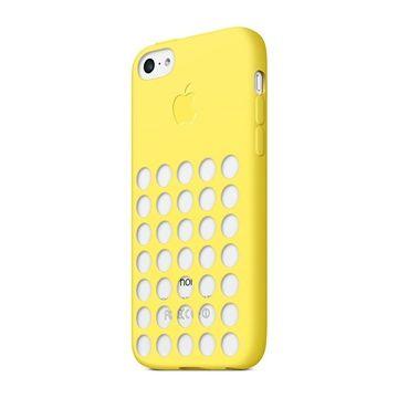iPhone 5S silikon deksel fra Apple
