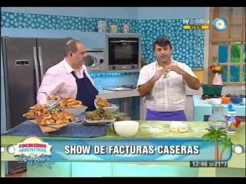 Cocineros Argentinos Hojaldre rápido para facturas