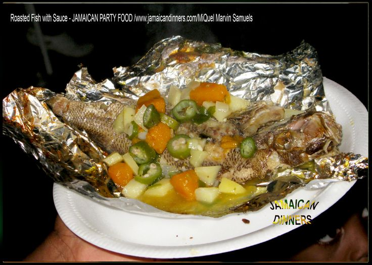 Jamaican grilled fish recipes